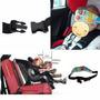 Protetor/faixa Cinto De Segurança- Apoio P/ Cabeça E Pescoço