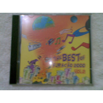 Cd The Best Of Furacao 2000 Vol. 2
