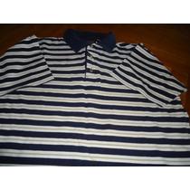 Camisa Polo Masculina Listrada Tam M