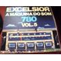 159 Mvd- Lp 1977- Excelsior- A Máquina Do Som Vol 5- Vinil