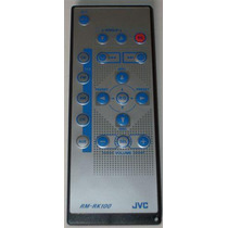 Controle Remoto Para Som Cd Player Automotivo Jvc Original
