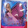 Barbie Butterfly Mariposa - Com Enormes Asas