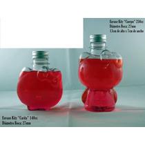 Envases De Plastico Infantiles Kity 10 Unid.x 120$