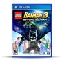 Lego Batman 3 Playstation Vita Psv Original Físico En Disco
