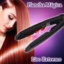 Plancha Cabello Laceadora Pelo Laser Ceramic Ion Profesional
