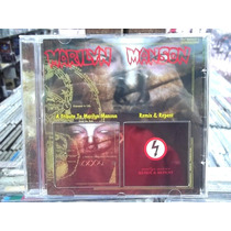 Marilyn Manson Tribute To Marilyn Manson Remix E Repent Cd