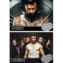 Cards - X-men Origins Wolverine Movie - Coleção Completa