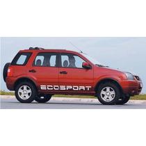 Kit Adesivo Ecosport Faixa Lateral Personalizada Tuning