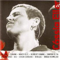 Cd Cássia Eller - Participação Especial - Novo***