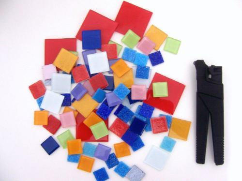Alicate corta f cil para pastilhas de vidro azulejo Donde comprar vinilos para azulejos