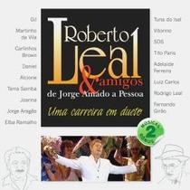 Cd Roberto Leal & Amigos - Uma Carreira Em Dueto - C/ Bônus