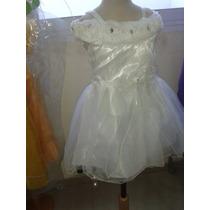 Disfraz De Princesa Blanco Caballito