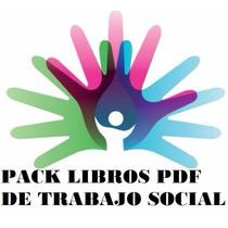 Pack Libros Libros Pdf Trabajo Social:familia,grupos,etc