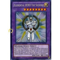 ## Yugioh Elemental Hero The Shining Prc1-env01 Yugioh ##