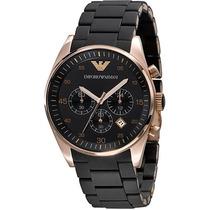 Relógio Emporio Armani Ar5905 Original Garantia Em Até 12x.