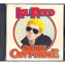 Cd Lou Reed - Sally Can