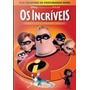 Dvd Disney Os Incríveis - Ed Esp -2 Dvds + Dublagem Original