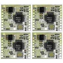 Chip Dourado Matrix Destrava 1.93 Playstation 2 Ps2 Peças