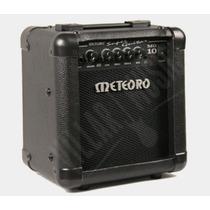 Cubo Amplificador Para Guitarra Meteoro Mg10 + Brindes Loja
