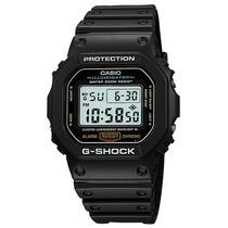 Relógio Casio G-shock Dw-5600 E Alarme Wr-200mt Série Prata