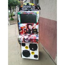 Máquinas De Músicas Jukebox Karaokê ( Comercial )