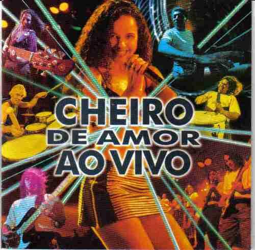 cd banda cheiro de amor ao vivo 1997