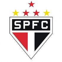 Adesivo Em Vinil Time De Futebol São Paulo Fc + Frete Grátis