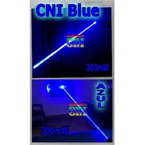 Diodo Dj Cni Laser Show Azul 300mw Blue Royal 350mw Traçante