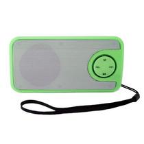 Mini Rádio Retrô Fm,led Neon,usb,sd,bateria Rec Varias Cores