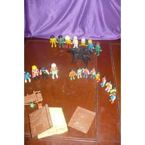 Playmobil Gran Lote Y Accesorios