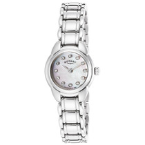 Reloj Rotary Lb02601-07 Es Stainless Steel Mop Dial - Mujer