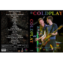 Coldplay Dvd 16 Abril 2016 Foro Sol Plus 15 Y 17 Abril