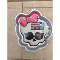 Molde De Pastel Monster High Marca Wilton