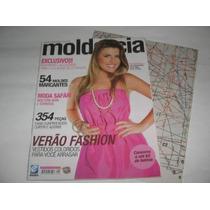 Revista Molde E Cia N. 49 - 54 Corte E Custura + Moda Pet