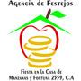 Festejos Fiesta En La Casa De Manzanas Y Fortuna Ca