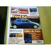Revista Quatro Rodas Nº436 Nov96 Ford Ka