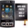 Display Tela Lcd Visor Celular Nokia N95 8gb N96 Em Estoque