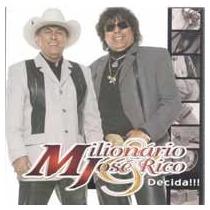 Milionário E José Rico - Decida -( 2003)