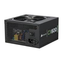 Fonte Corsair 600 W Reais Builder Cx600 Pfc Ativo 600w
