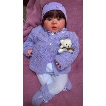Bebê Reborn Laura Super Promoção De Natal
