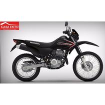 Moto Honda Xr 250 Tornado Año 2014 Color Blanco