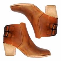 Botas Botitas Mujer Calzado Zapatos Invierno W15 Borcegos