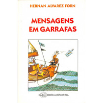 Livro Nautico - Mensagens Em Garrafas