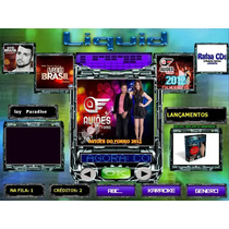 Liquid - Programa Jukebox, Máquina De Música - Licença!!!