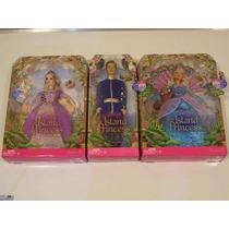 Barbie A Princesa Da Ilha - 3 Rosella Antonio Luciana