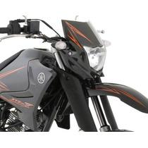 Jogo De Adesivos Faixas Yamaha Xtz125 X 2009