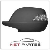 Capa Retrovisor C/ Pisca Honda Crv >2011 Original Net Par