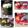 Gorras De Foami Y Antifaz Cars Frozen Minnie Mickey Peppa