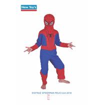 Disfraz Spiderman Ben10 Toy Story Advengers Jake New Toys
