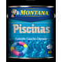 Caucho Clorado Blanco , Azul Piscinas (montana)